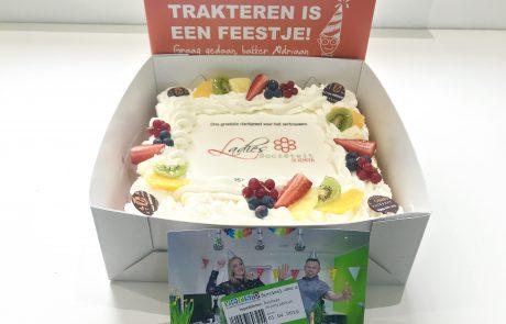 Ladies Sociëteit de Kempen, Rotary Eersel, versID Technische documentatie, Reclame, 25-jarig jubileum